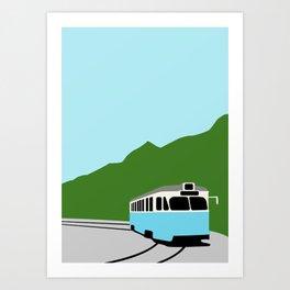 Göteborg Art Print