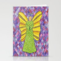 military Stationery Cards featuring Military Angel by GT6673