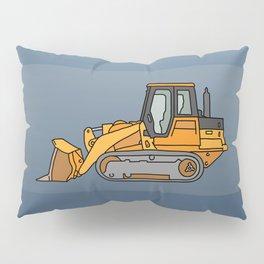 Bulldozer Pillow Sham