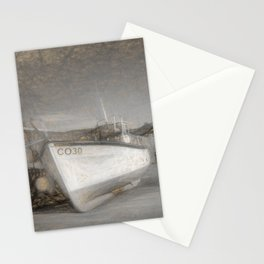 Fishing Boat in Nefyn Stationery Cards