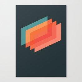 Horizons 01 Canvas Print
