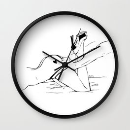 Our night №2 Wall Clock