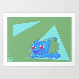 Bulba Art Print