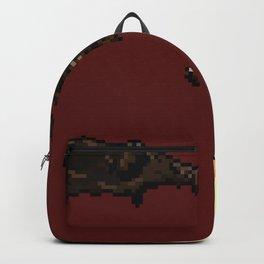 Skyrim Fire Breathing Dragon Backpack