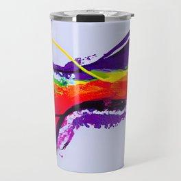 Abstract Art Britto - QB298 Travel Mug