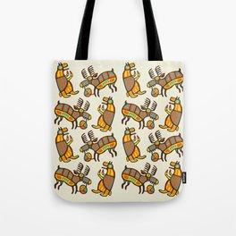 Moose & Bear Tote Bag