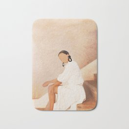 Lady in Waiting Bath Mat