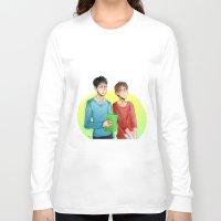 yaoi Long Sleeve T-shirts featuring Stolovan by IanShan