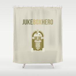 JukeBoxHero Shower Curtain