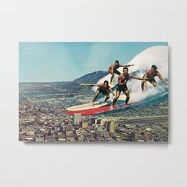 Of Course Metal Print