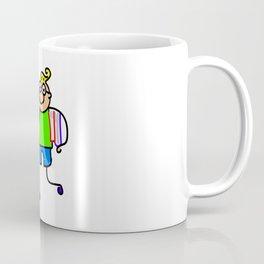 Nerdy Boy Coffee Mug