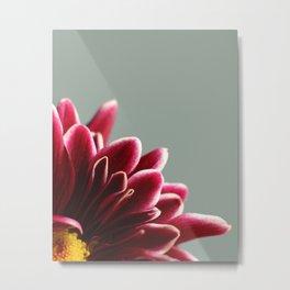 015 Flower Metal Print