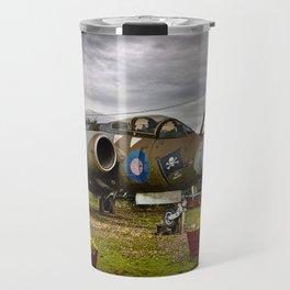 Blackburn Buccaneer static display Travel Mug