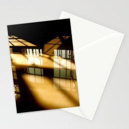 REFLECTIONS IN YELLOW Stationery Cards