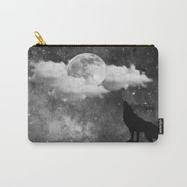 Dark Wolf Carry-All Pouch