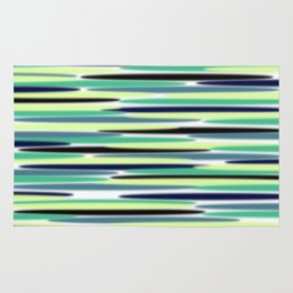 Abstract pattern 154 Rug