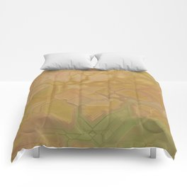 future fantasy oasis Comforters