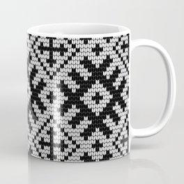 Pattern in Grandma Style #24 Coffee Mug