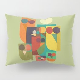 Owl squad Pillow Sham