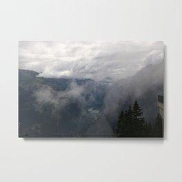 Tyrol Metal Print