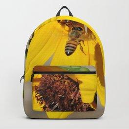 Desert Sunflower Pollen Shop Backpack