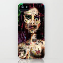The Sound Of One Hand Clapping iPhone Case