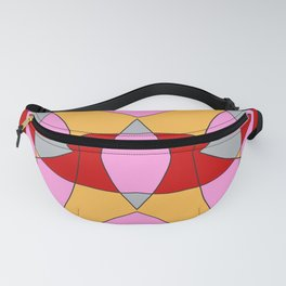 Abstract Church Window Fanny Pack