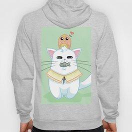 Fatty Catty - Hunter kitti Hoody