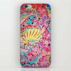 :: Perfectly Paisley :: iPhone Skin