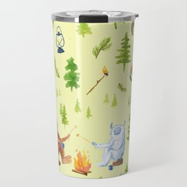 Annual Camping Trip Travel Mug