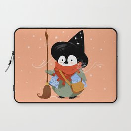 Wizard Penguin Laptop Sleeve