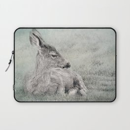 Sweet Young Deer Laptop Sleeve