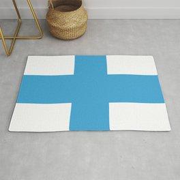 Flag of Marseille Rug