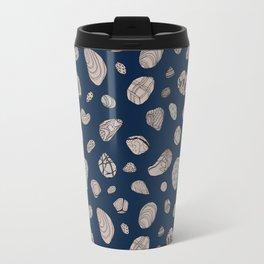 Blue Geos Travel Mug