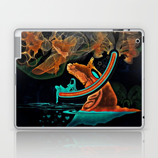 Dream Tree for Derza Laptop & iPad Skin