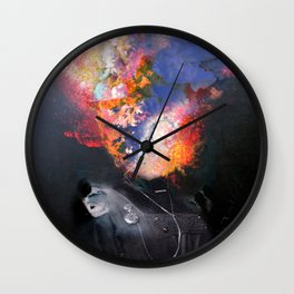SUPERNOVA Wall Clock