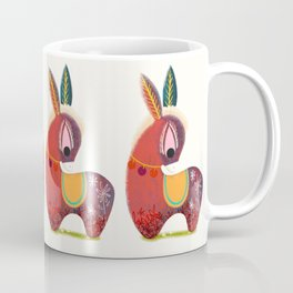 The Little Donkey without a Tail  Coffee Mug