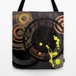 Echoes of Paint Tote Bag