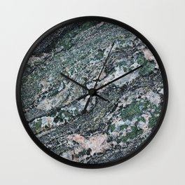 GeologyRocks7 Wall Clock