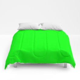 Lime Green Comforters