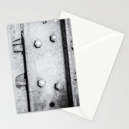 Metal Tank Track of Unity Stationery Cards