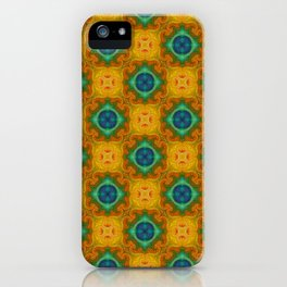Tryptile 39 (Repeating 2) iPhone Case