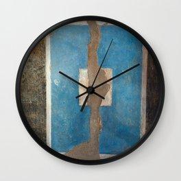 Live Like Pompeii Patricii Wall Clock