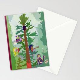 Nestor Tidcu Stationery Cards