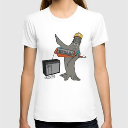 Tuskadero Slim from Flock of Gerrys T-shirt