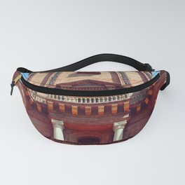 North Tower face Fanny Pack