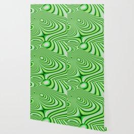 Oozing Green Irish Wallpaper