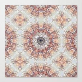 Epistylis Kaleidoscope | Micro Series 05 Canvas Print