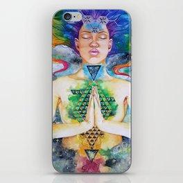 I Will Rise iPhone Skin
