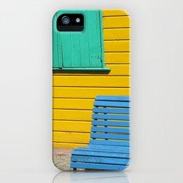 Primary Argentina iPhone Case